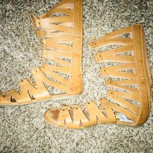 Me Too Gladiator Sandals